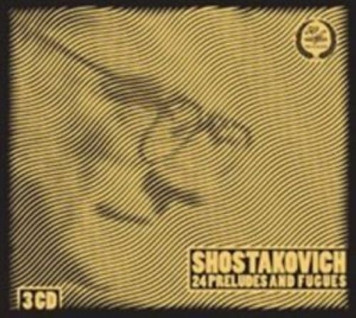 Shostakovich. 24 Preludes and Fugues for piano. Op. 87
