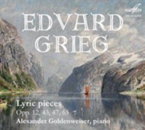 Edvard Grieg. Lyric Pieces