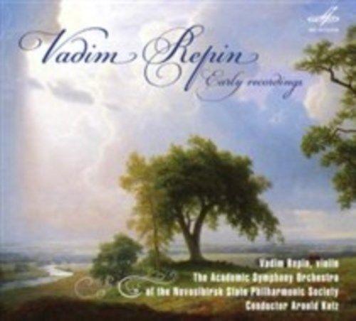 Vadim Repin. Early Recordings