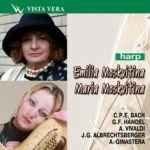 Emilia & Maria Moskvitina, harp