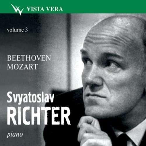 Svyatoslav Richter, Vol. 3: Beethoven, Mozart