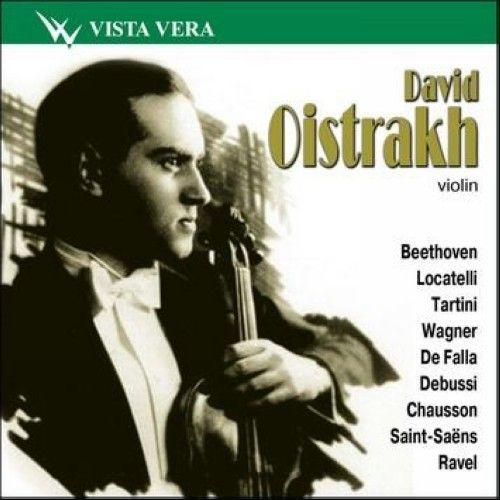 David Oistrakh. Pieces for violin