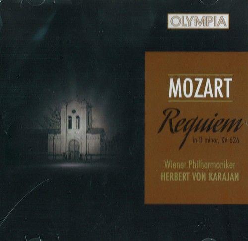 Requiem KV 626. Wiener Philharmoniker, Herbert Von Karajan