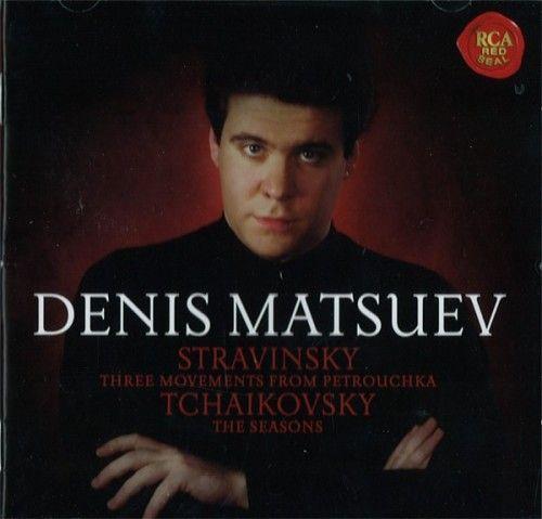 Denis Matsuev. Stravinsky: Three Movements from Petrouchka; Tchaikovsky: The Seasons