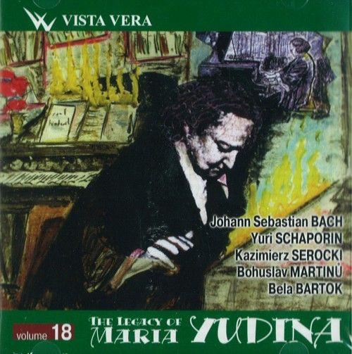 The Legacy of Maria Yudina. Vol.18