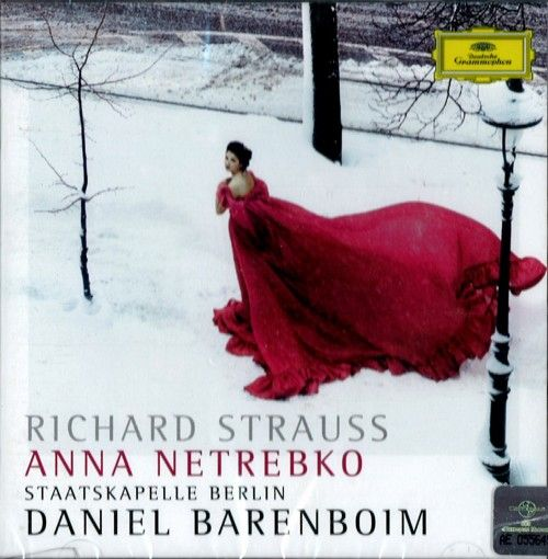 RICHARD STRAUSS. Four Last Songs. Anna Netrebko, Daniel Barenboim