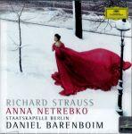 RICHARD STRAUSS. Four Last Songs. Anna Netrebko, Daniel Barenboim