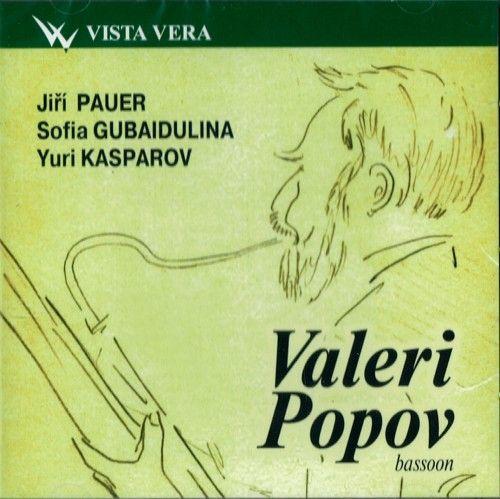 Valeri Popov, bassoon - J. Pauer - S. Gubaidulina - Y.Kasparov - Bassoon Concertos