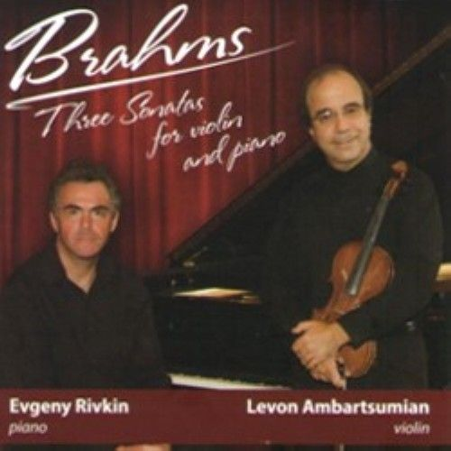 Три сонаты для скрипки и ф-но