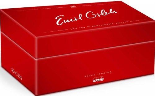 EMIL GILELS. The 100-th Anniversary Edition. 50 CD BOX-SET