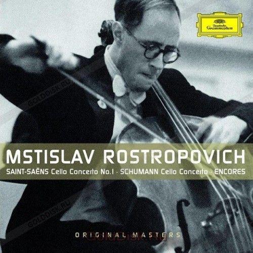 Mstislav Rostropovich. Cello Concertos. Encores (2 CD)