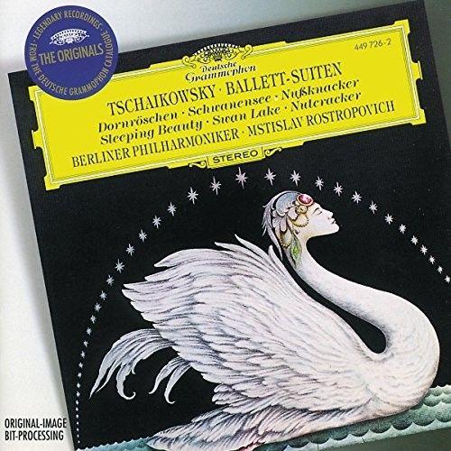 Mstislav Rostropovich. Tchaikovsky: Ballet Suites