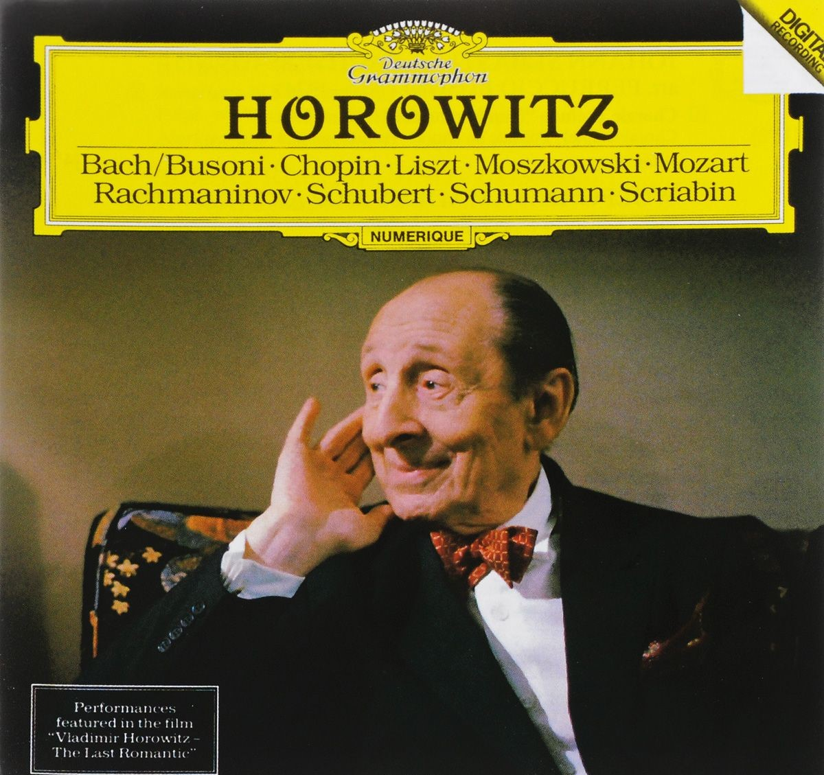 Vladimir Horowitz. The Last Romantic