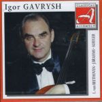 Igor Gavrysh. L. van Beethoven / J. Brahms / M. Reger.