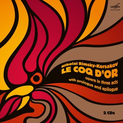N.Rimsky-Korsakov. Le Coq d'Or /Golden Cockerel. Opera