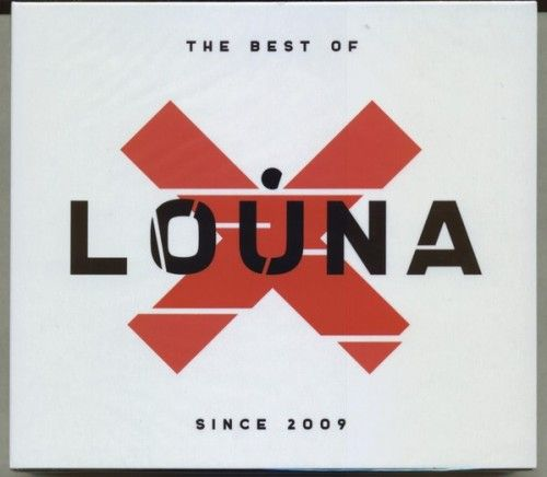 Louna. The Best Of X (CD + DVD)