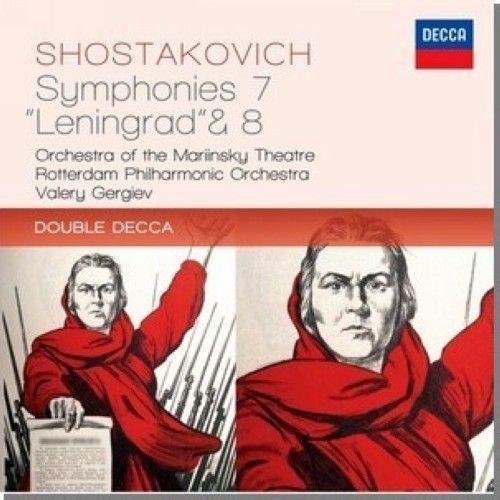 Валерий Гергиев. Дмитрий Шостакович. Симфонии No.7