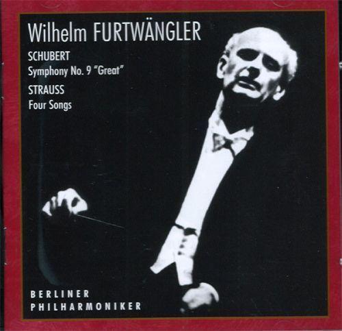 Wilhelm Furtwängler. Schubert / Strauss.