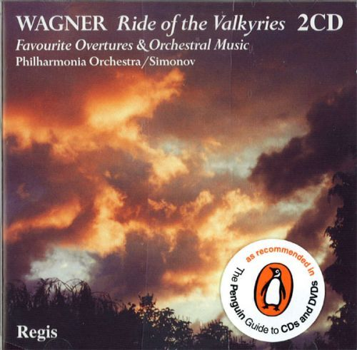 Ride of the Valkyries. Philharmonia Orchestra, Yuri Simonov.