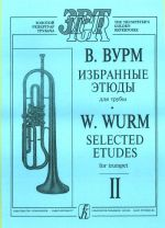 Selected Etudes for Trumpet. Volume II