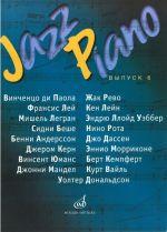 Jazz Piano. Volume 6.