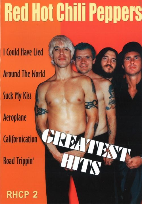 Red Hot Chili Peppers. Greatest Hits. Vol. 2. Score