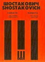 Sonata for violin and piano. Op. 134.