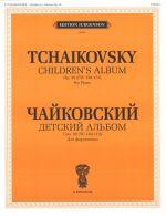 Children's Album. Op. 39 (CW 150-173). For piano