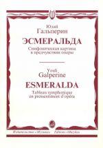 Esmeralda. Score
