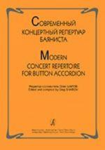 Modern Concert Repertoire for Button Accordion