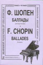Ballades for piano