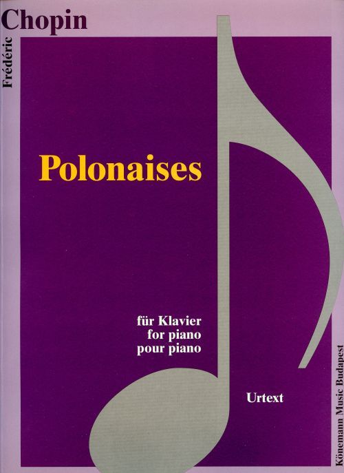 Polonaises. For Piano. Urtext