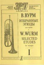 Selected Etudes for Trumpet. Volume I