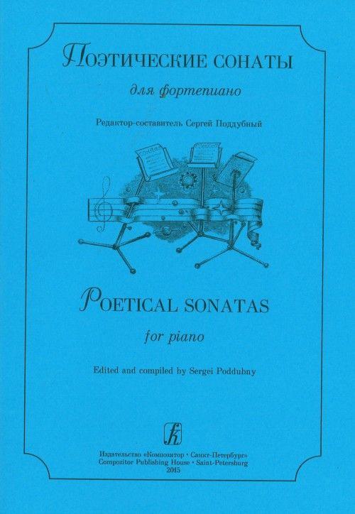 Poetical Sonatas for Piano