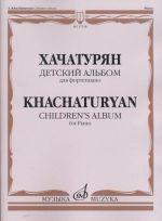 Children's album for piano. Books 1 & 2