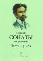 Sonatas for piano vol. 1 (1-5)