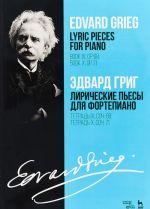 Lyric Pieces for Piano: Book 9, Op. 68, Book 10, Op. 71