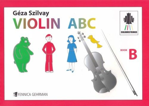 Colourstrings Violin ABC (Book B)