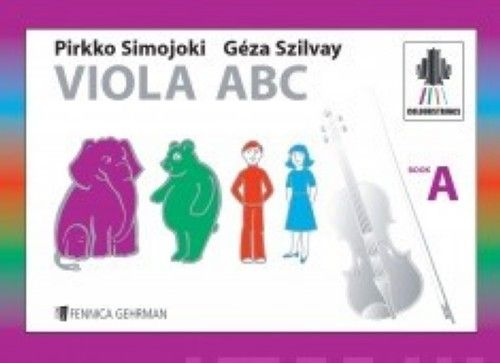 Colourstrings Viola ABC (Book A) Viola school : tutor (new and expanded edition)