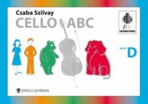 Colourstrings Cello ABC (Book D)
