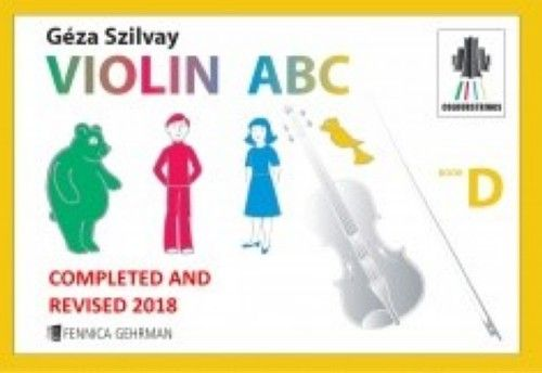 Colourstrings Violin ABC (Book D). Tutor, completed and revised edition with additional material