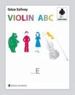 Colourstrings Violin ABC (Book E)