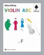 Colourstrings Violin ABC (Book F)