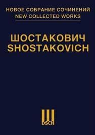 New collected works of Dmitri Shostakovich. Vol. 26. Symphony no. 11 op. 103. Arranged for piano four hands.