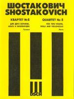 String Quartet No. 8. Op. 110. Parts.