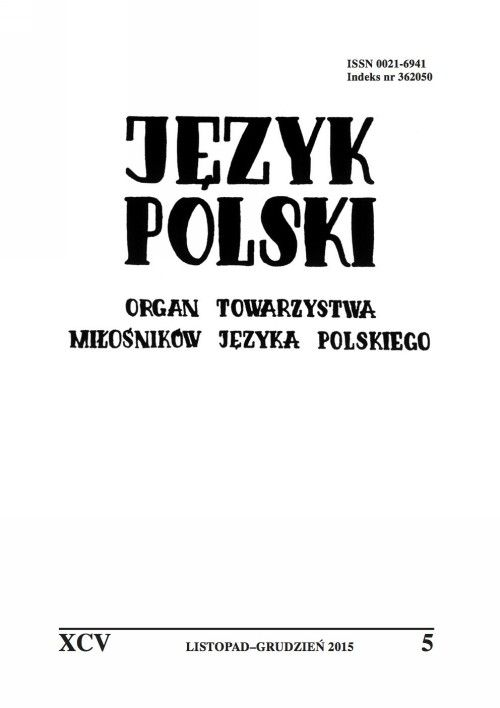 Jezyk Polski (in Polish)