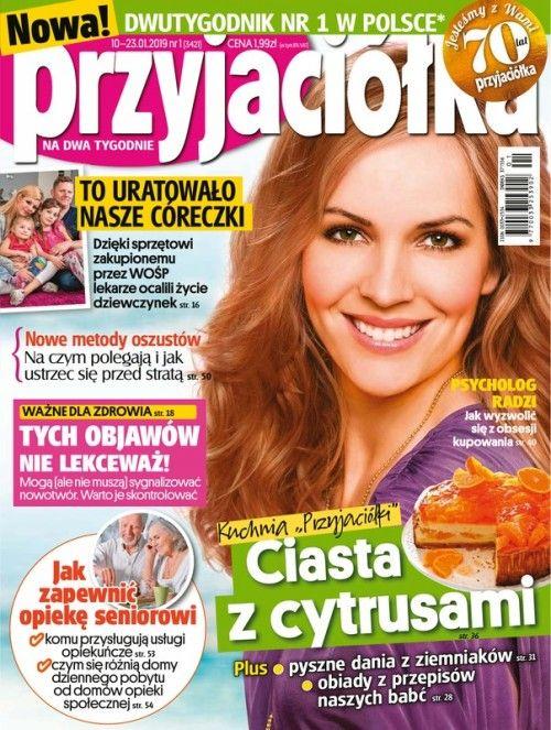 Przyjaciolka (in Polish)