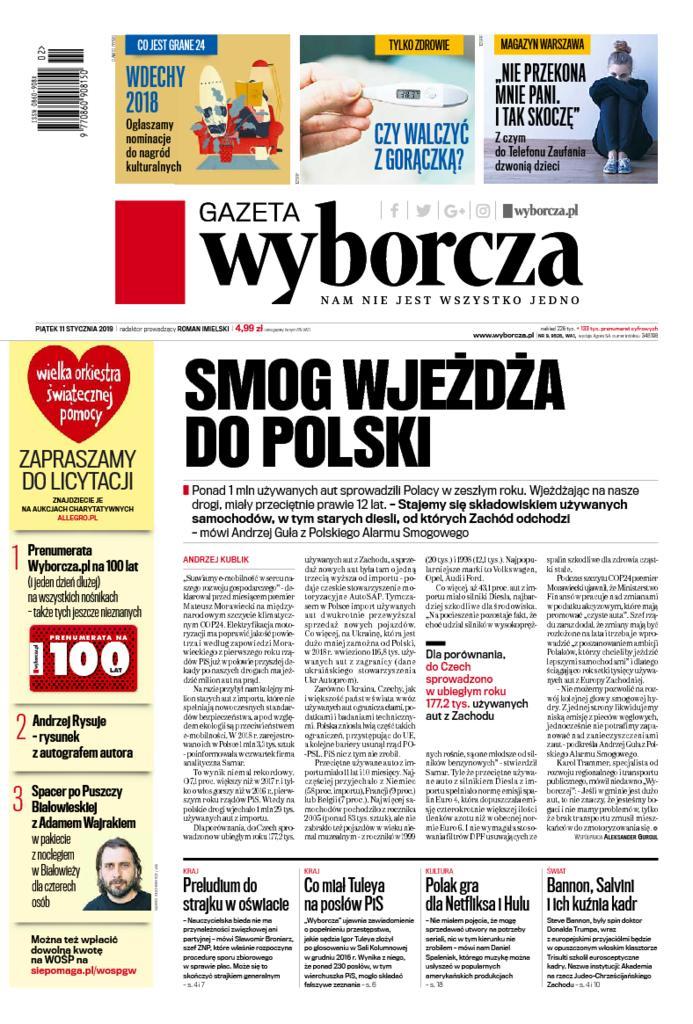 Gazeta wyborcza (complete edition)