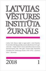 Latvijas Vestures instituta zurnals