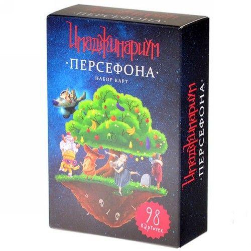 Persefona. Dopolnitelnyj komplekt kart k igre Imadzhinarium